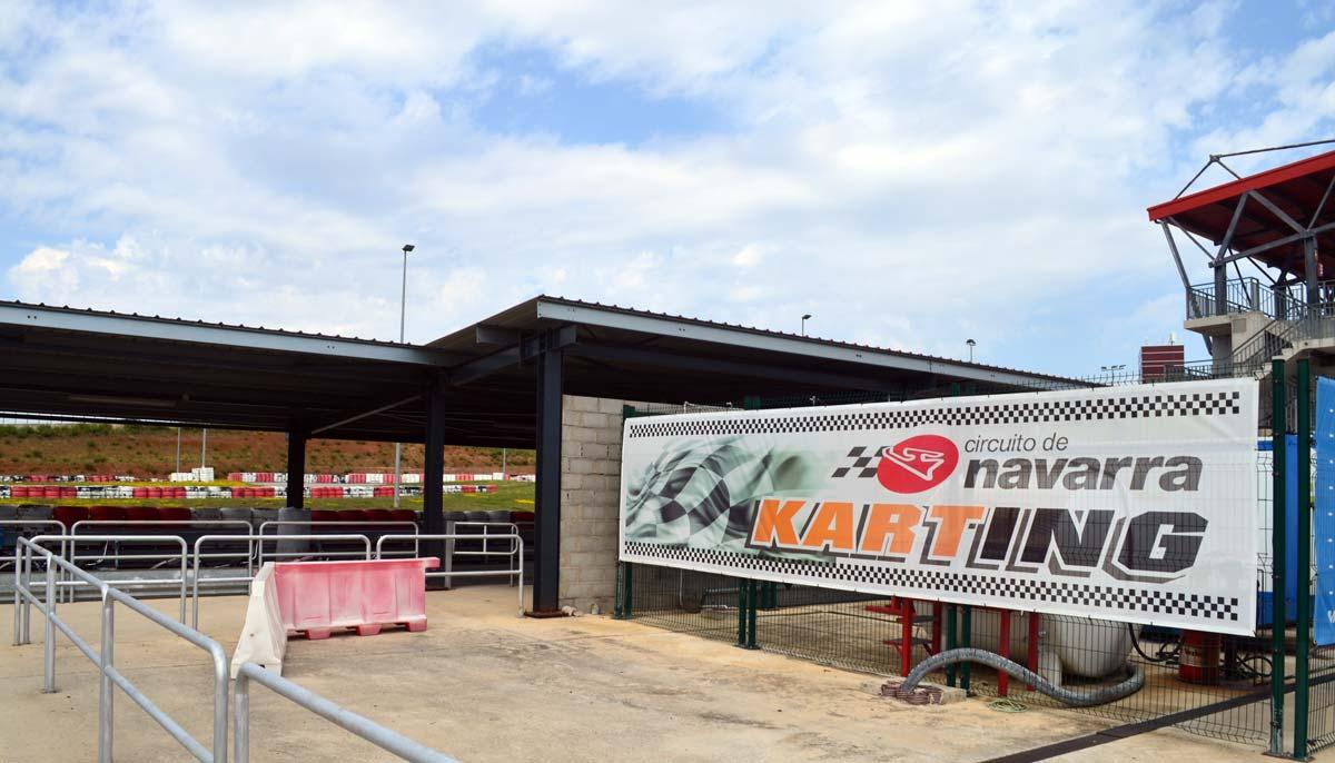 Circuito Navarra : Karting circuito navarra federación navarra de automovilismo